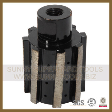 Diamond Drum Wheel for All Kinds of Stone