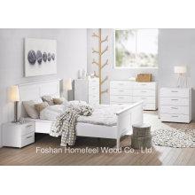 Modern White 4+4 Storage Drawer Bedroom Dresser (HC08)