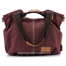 Good Quality Canvas Vintage Tote Bag Handbag for Men
