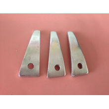 Construction Fastener Flat Wedge and Curved Wedge