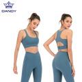 New Arrive Women Yoga Set Sports Bra Leggings