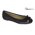 Women′s PU Flat Casual Ballet Shoes