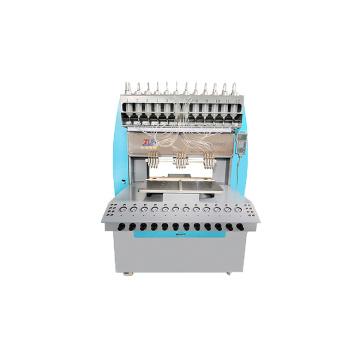 Equipment Injection Ring 3d Pvc Key Chain Machine