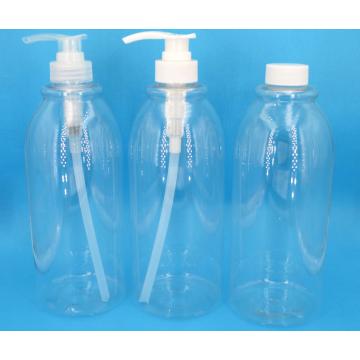 Frasco de empacotamento da bomba clara da loção dos cosméticos