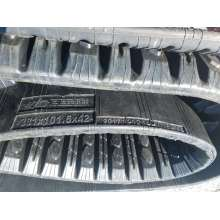 CAT257B rubber track 381 101.6 42