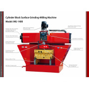 Cylinder Head and Block Surface Grinding Machine