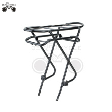 heavy duty alloy electric bicycle rear carrier
