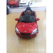 Coche eléctrico superior del juguete de los niños de la venta con teledirigido de Bluetooth
