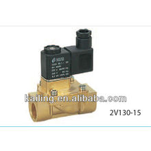 2/2-way pilot-operated solenoid valve