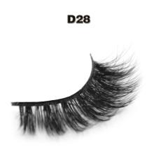 2016 marque privée Lashes 3D soie Faux vison bande cils à vendre