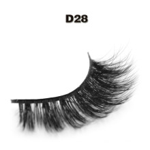 2016 Private label Lashes 3D Silk Faux Mink Strip Eyelashes for sale