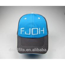2016 nuevo diseño bordado lavado gorra de béisbol 100% algodón