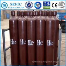Cilindro de gás recarregável de venda quente do hélio (ISO9809-3)