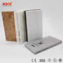 solid surface sheet polyester resin sheet artificial stone Corians
