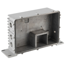 Chinese Custom Aluminum Alloy Mould Die Casting for Auto Parts of Radiator