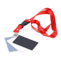 Grey Card White Balance Card Set for Digital Photography with Neck Strap Color Correction Tool
