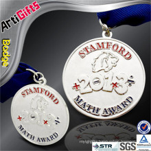 Custom design sports cup medals and badge