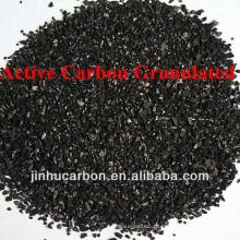 Carvão ativado granulado de coco de alta qualidade