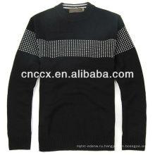13STC5595 последние дизайн мода crewneck свитера для мужчин дешевые