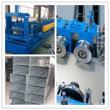 PLC System Contral Cable Tray Roll que forma la máquina