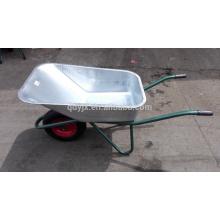 Carrinho de mão Wb6400 WB5009 fabricantes de carrinho de mão