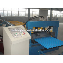 High precision standing seam roof sheet roll forming machine