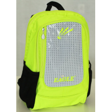 Safety Bright Color Backpack with Reflective PVC