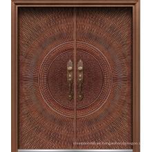 Puerta de entrada de hierro a prueba de explosión puerta a prueba de explosiones (EP016)