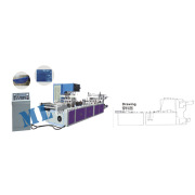 ML-P600-700-800 Fully Automatic Pvc Bag Making Machine