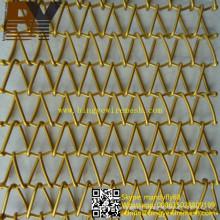 Ceinture architecturale décorative de tissage de spirale de maille d'armure