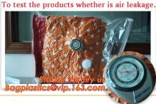 Hot sale nylon PE laminated plastic vacuum storage bag for clothes