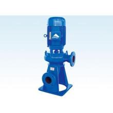 Bomba de agua centrífuga Vertical de aguas residuales en línea de buena calidad