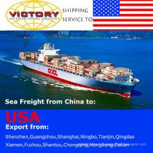 FCL et LCL expédition / conteneur de la Chine aux États-Unis-expédition