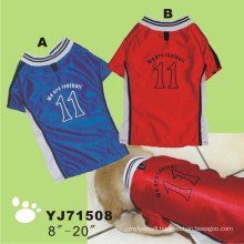 Dog Clothes Dog T-Shirt Pet Clothes Dog Apparel (YJ71508)