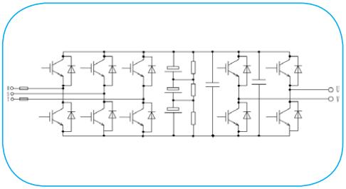 high voltage inverter