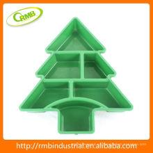 Almacenamiento de alimentos navideños (servette)