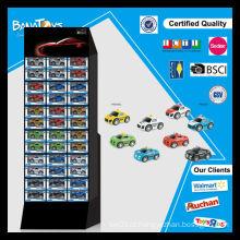 Carros quentes da polícia do brinquedo do indicador do pdq dos carros do táxi da fricção da venda venda
