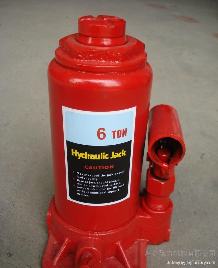 6ton hydraulic bottle Jack