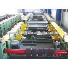 YTSING-YD-4416 PU Sandwich Panel Machine, Roller PU Sandwich Panel Forming Machine, PU Sandwich Panel Production Line