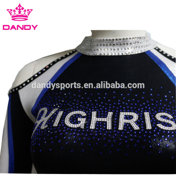 Uniforme de cheerleading confortable