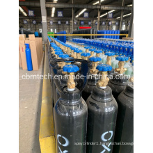 Oxygen Steel Cylinders with Valves