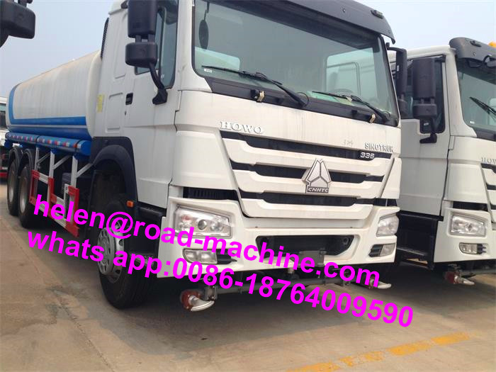 Sinotruk Howo 6x4 Air Tanker Carrier