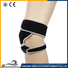 Soft neoprene crossfit knee pad