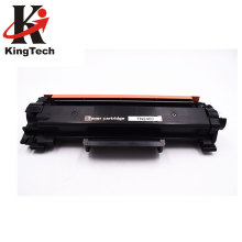 KingTech Premium Quality Compatible Black Laser Toner Cartridge TN2460 with Yield of Page 1200 for Brother
