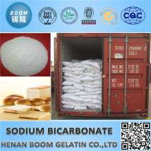 Food Grade White Powder Clear Sodium Bicarbonate