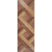 Parquet Walnut Laminate Flooring with CE Certificate 1411103