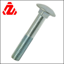 55 Carbon Steel Carriage Bolts