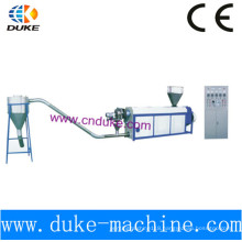 Air Cooling Hot Cutting Plastic Film Recycling Machine