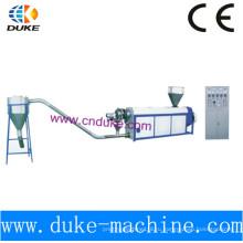 Машина для рециркуляции пластиковой пленки для горячего резания с воздушным охлаждением