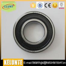 Acero de cromo y cerámica de una hilera de rodamiento de bolas de ranura profunda 6003 zz 2rs es de alto rendimiento para el uso cojinete de coche